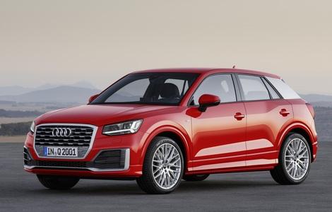 Audi Q2 (1 / 1)