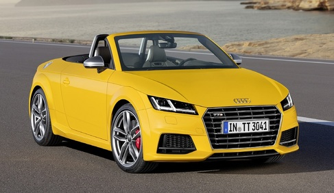Audi TTS (2 / 2)