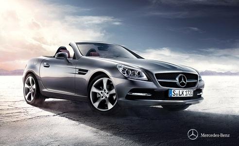 Mercedes-Benz SLK (1 / 1)