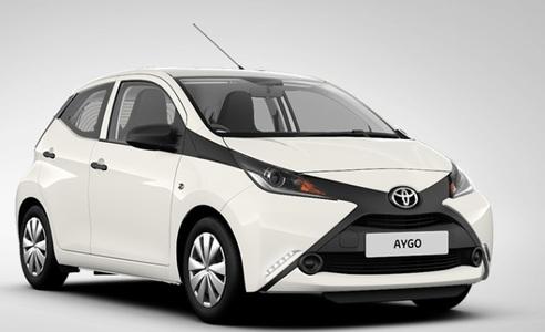 Toyota AYGO (1 / 1)