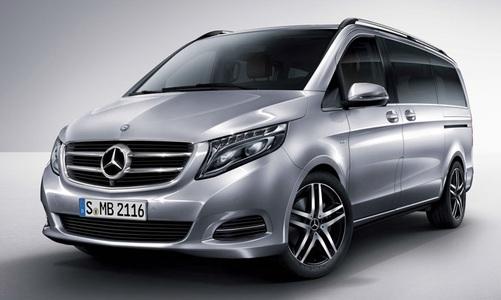 Mercedes-Benz V (1 / 1)