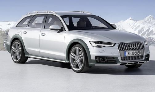 Audi A6 allroad quattro (1 / 1)