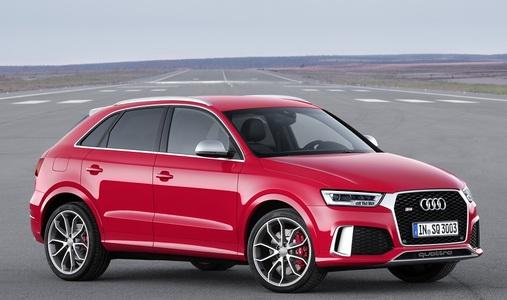 Audi RS Q3 (1 / 1)