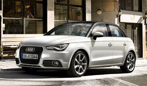 Audi A1 Sportback (1 / 1)