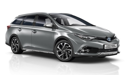 Toyota Auris (1 / 1)