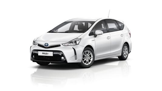 Toyota Prius+ (1 / 1)