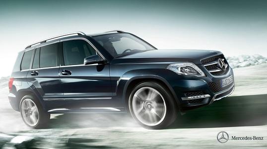 Mercedes-Benz GLK (1 / 1)